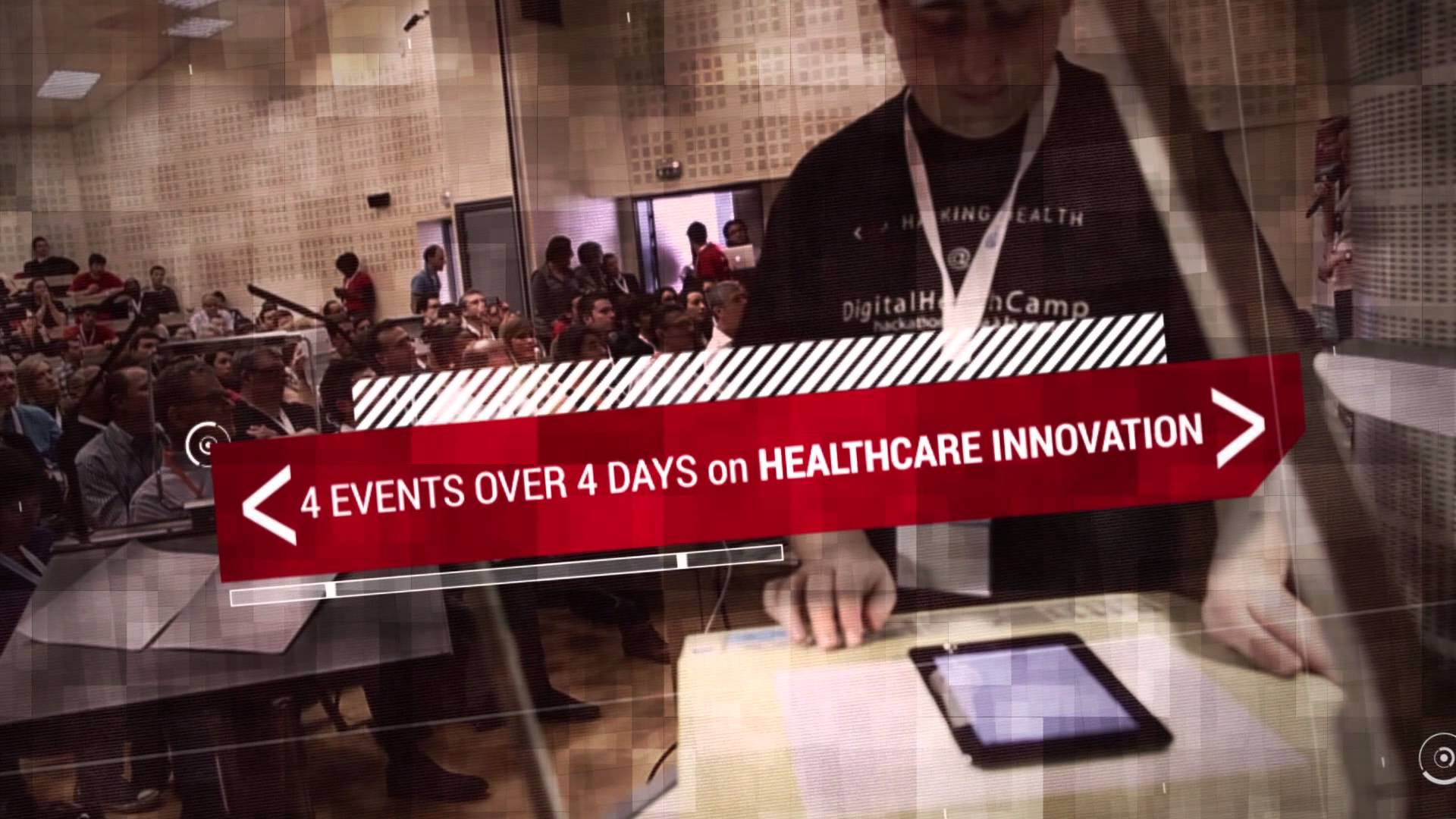 Hacking Health Camp in Strasbourg, March 19th-22th - Pryv