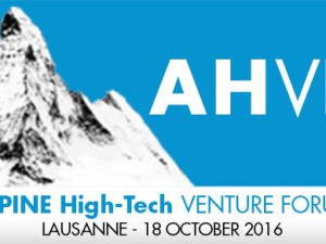 Alpine High-tech Venture Forum ranks Pryv among the best high growth companies