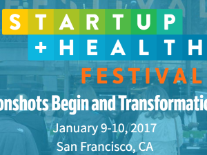 The Healthcare Transformer- Pryv joins Startup Health Annual Festival & the JP Morgan Annual Investments Conference