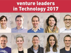 Pryv is a TOP VENTURE LEADER IN TECHNOLOGY
