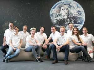 Pryv goes international with the support of the Swiss Venture Leaders Technology Program. First stop: Silicon Valley, US